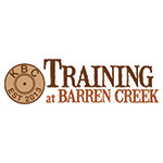 Training at Barren Creek - Logo