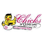 Chicks N' Guns - Logo