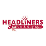 Headliners Salon & Day Spa - Logo