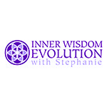 Inner Wisdom Evolution with Stephanie - Logo