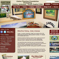 Cotter Tourism Foundation - Website