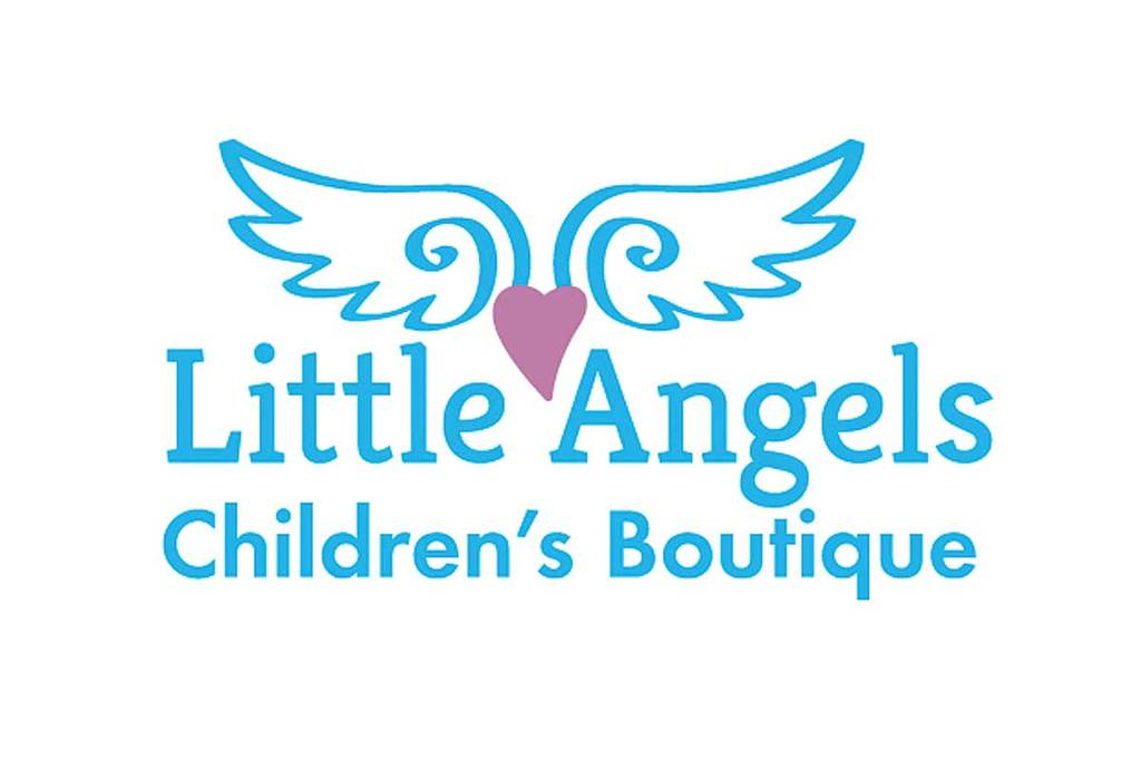 Little Angels Children's Boutique - Logo