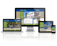 City of White Hall, Arkansas - Responsive Website