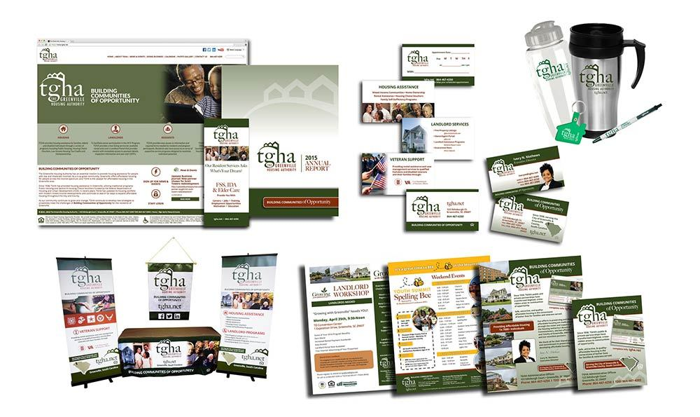 The Greenville Housing Authority - Marketing Campaigns