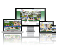 Mountain Home Montessori School - Responsive Website