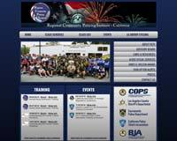Regional Community Policing Institute - California - Website