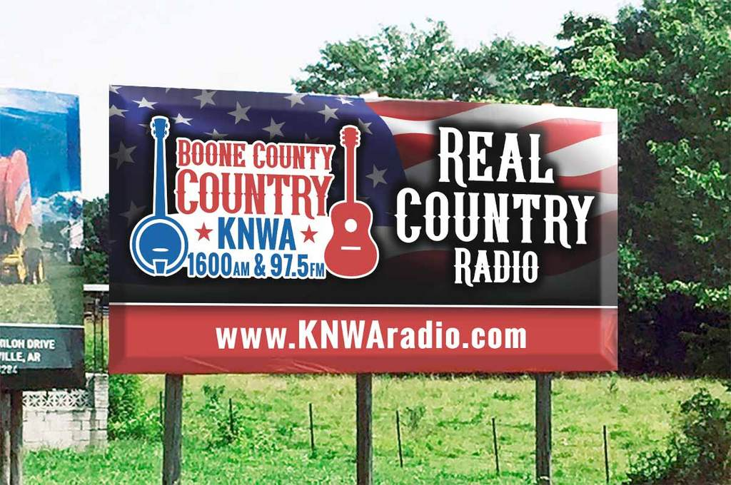 KNWA Radio - Billboard