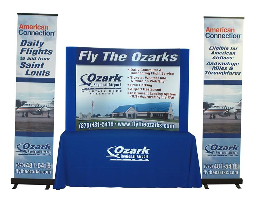 Ozark Regional Airport - Exhibit
