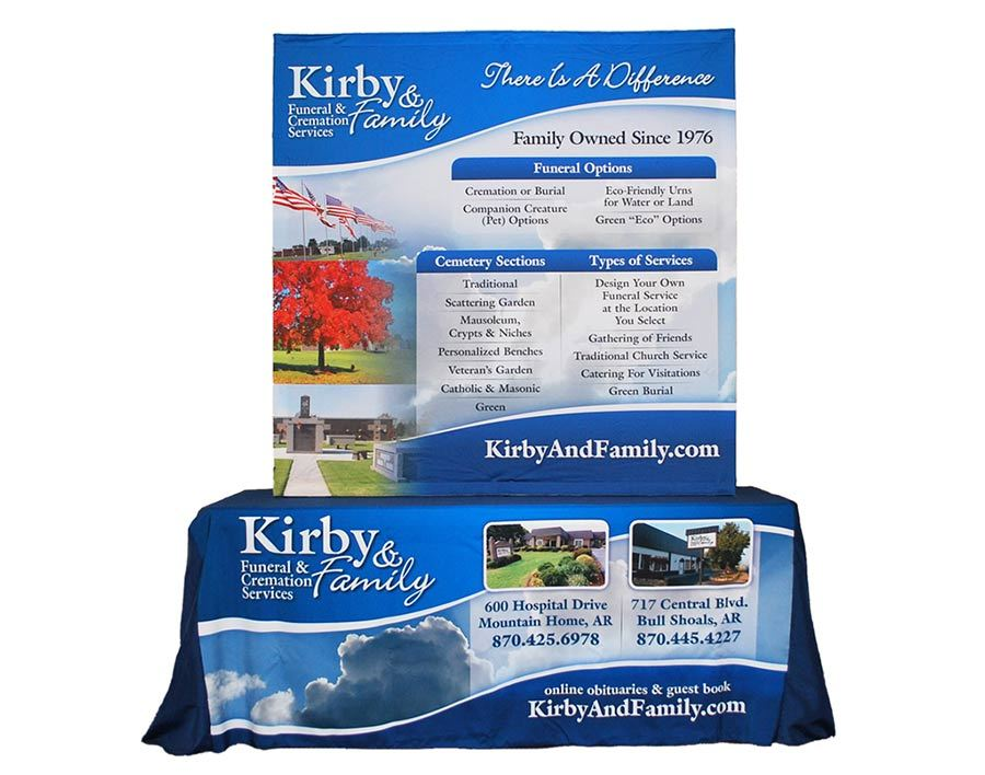 Kirby and Family Funeral and Cremation Services - Exhibit