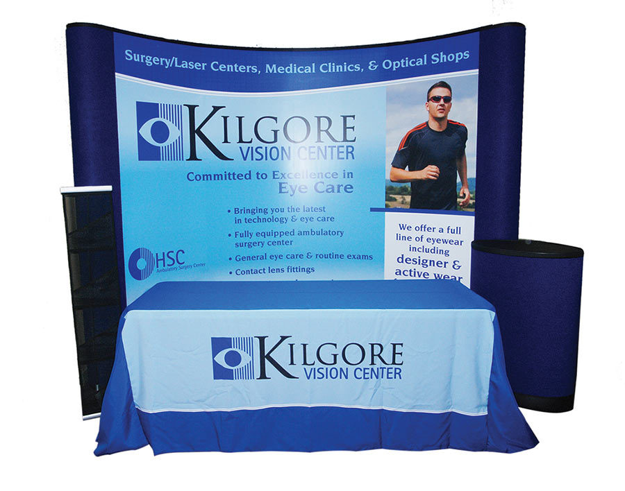 Kilgore Vision Center - Exhibit