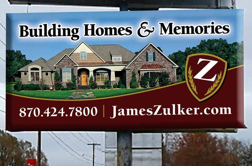 James W. Zulker Jr. & Sons, LLC - Billboard