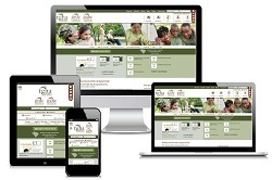 The Greenville Housing Authority - Responsive Website