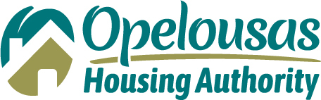 Opelousas Housing Authority, Louisiana - Logo