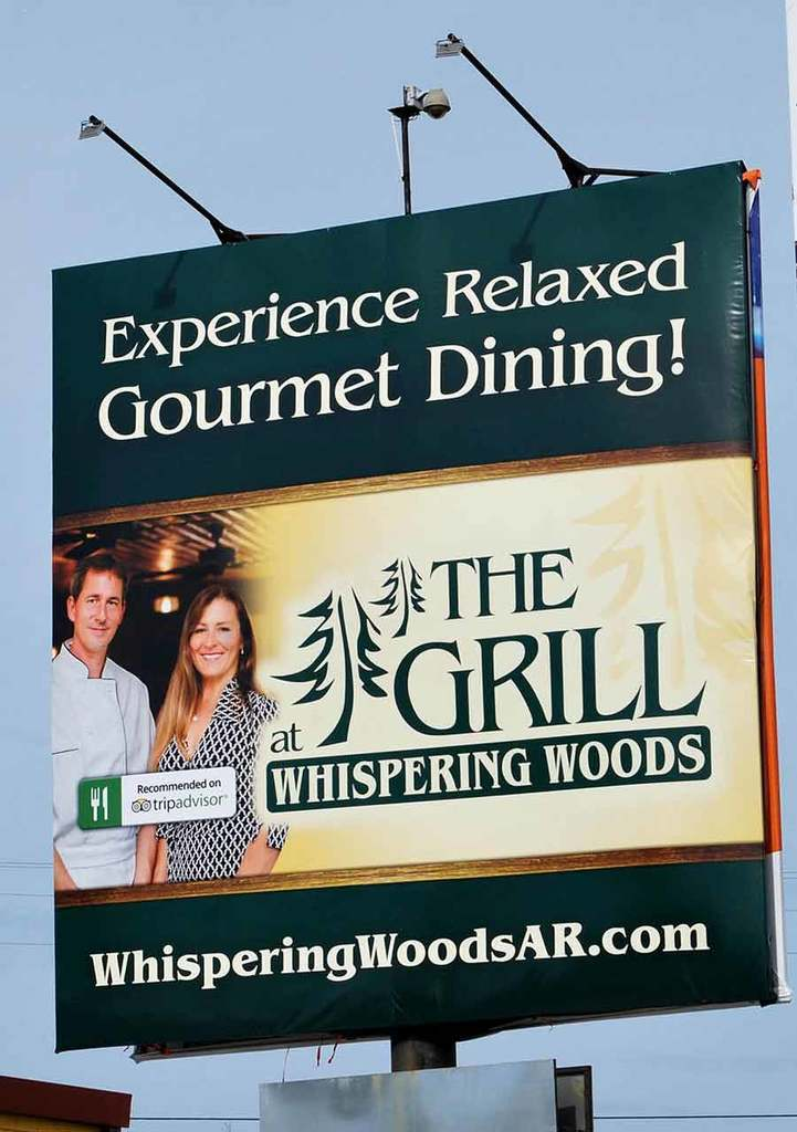 Whispering Woods - Billboard