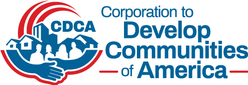 CDCA - Corporation to Develop Communities of America - Logo