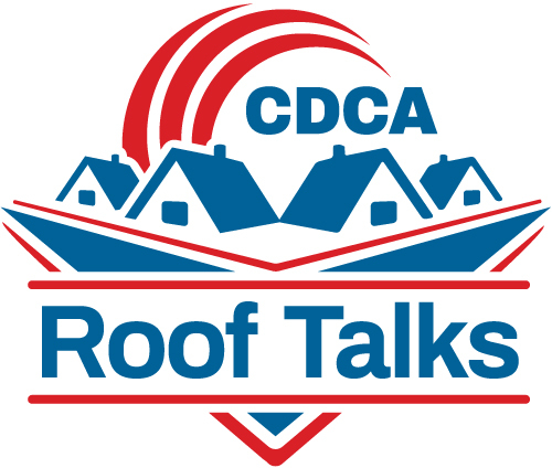 CDCA - Roof Talks - Logo