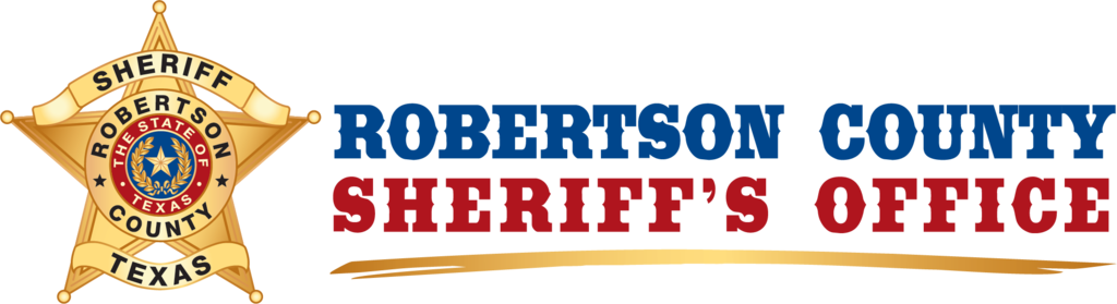 Robertson County Sheriff's Office, Texas - Logo