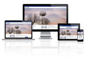 City of Gassville, Arkansas - Responsive Website