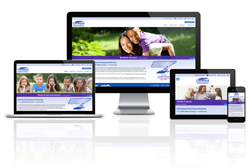 Cleveland Housing Authority, Tennessee - Responsive Website