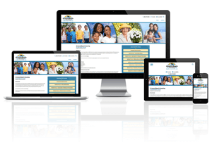Ormond Beach Housing Authority, Florida - Responsive Website