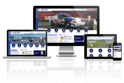 St. Mary Parish Sheriff's Office, Louisiana - Responsive Website