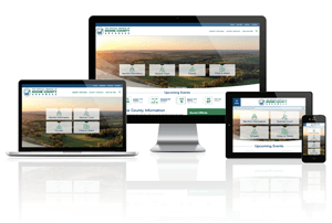 Boone County, Arkansas Government - Responsive Website