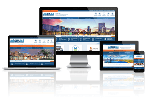 Orlando Housing Authority, Florida - Responsive Website
