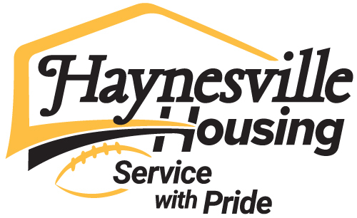 Haynesville Housing Authority, Louisiana - Logo Design