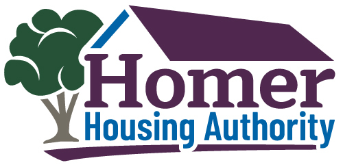 Homer Housing Authority, Louisiana - Logo Design