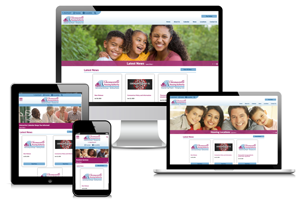 Thomasville Housing Authority, North Carolina - Responsive Website
