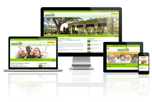 Cocoa Housing Authority, Florida - Responsive Website