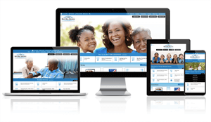 Rock Hill Housing Authority, South Carolina - Responsive Website