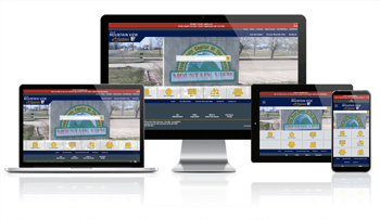 City of Mountain View, Arkansas - Responsive Website