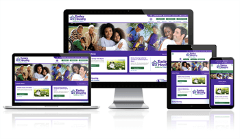 Easley Housing, South Carolina - Responsive Website