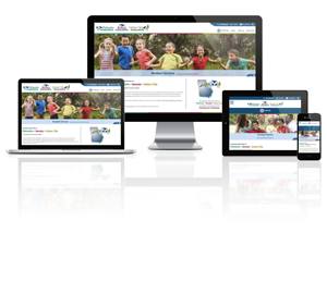 Housing Authorities of Palmetto, Senoia and Union City - Responsive Website