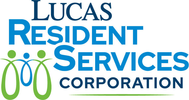 Lucas Resident Services Corporation - Logo Design
