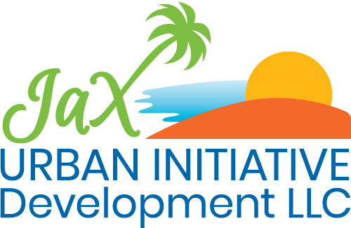 Jacksonville Housing - JAX Urban Initiative Development - Logo Design