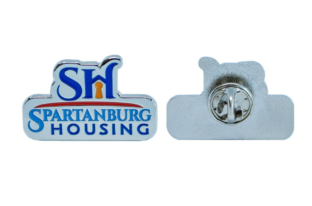 Spartanburg Housing - Lapel Pins