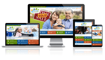 Jacksonville Housing, Florida - Responsive Website