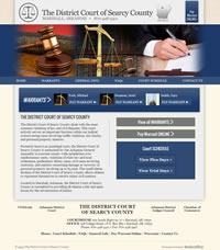 Searcy County District Court - Website