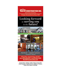 Bertel Construction, Inc. - Ads