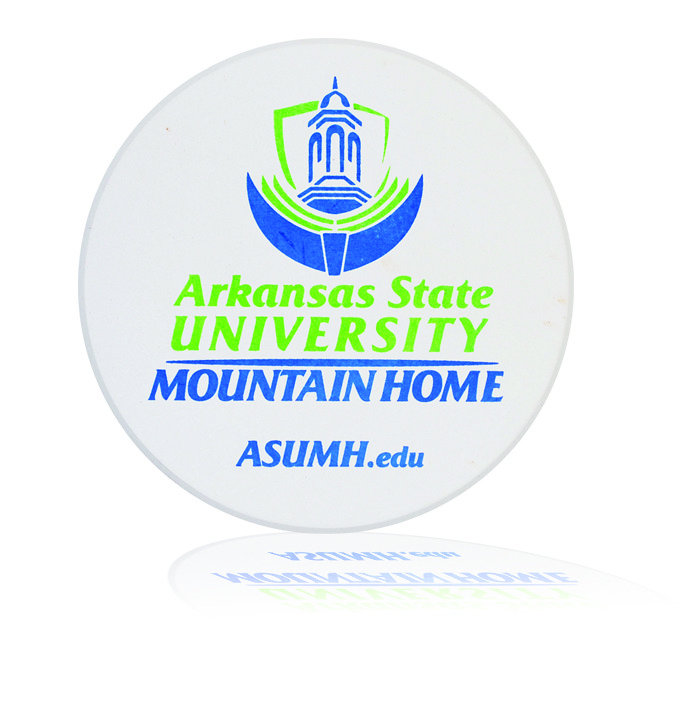 Arkansas State University - Mountain Home - Promotional Coaster